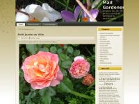 Mad Gardener Blog sur les jardins les fleurs, les papillons et la nature - Mc Nautes