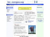 les-europes.org