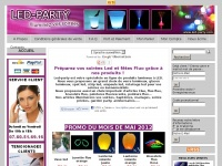 led-party.com Thumbnail