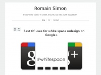 romainsimon.net