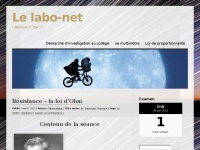 Le labo-net | I believe in me !!!