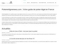 pokerenlignenews.com