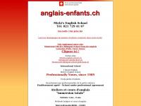 anglais-enfants.ch