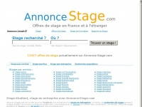 annonce-stage.com