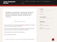 mayer.info