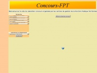 Concours-fpt.fr