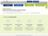 Maestris Optique, Ecole d'Optique et de Lunetterie