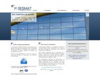 sesmat-menuiserie.fr