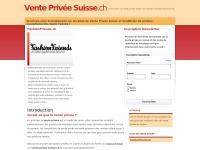 vente-privee-suisse.ch