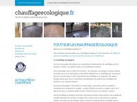 Chauffageecologique.fr