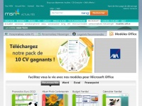 Modèles Office - Word, Excel, Powerpoint