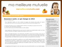 mameilleuremutuelle.com Thumbnail