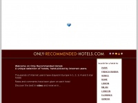 only-recommended-hotels.com