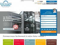 Centre-europeen-formation.fr