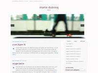 mariedubosq.free.fr