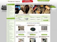 mousse-sur-mesure.fr