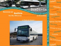 BusDivia - Site Non Officiel des Transports en Commun du Grand Dijon ( Divia ) | Version 3