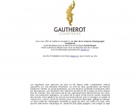 champagne-gautherot.com