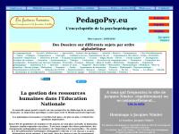 pedagopsy.eu