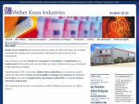 weberkress-industries.com