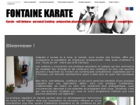 fontainekarate.fr