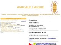 Amicalelaique.canet.free.fr