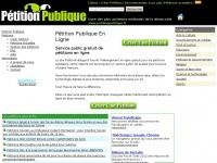 petitionpublique.fr