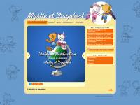 mystiedagobert.com