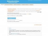 dictionnaire-citations.com