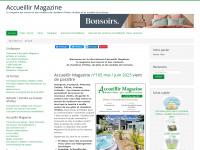 accueillir-magazine.com