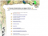 Co-paca.info - La Course d'Orientation en région PACA