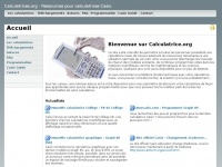 Calculatrices.org