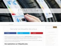 etiquette-pneus.com