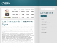Coupon-casino.net