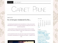 Carnetprune.wordpress.com