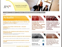 Jpa jpa wg expertise comptable commissariat - Classement cabinet expertise comptable ...