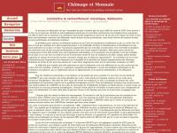 Chomage-et-monnaie.org