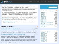 archlinux.fr