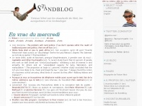 standblog.org Thumbnail