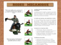 taureau-rodeo-mecanique.com
