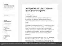 bourse-investissements.fr