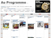 au-programme.tv