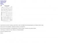 partitionchoeur.fr