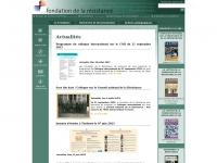 fondationresistance.org