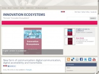 innovation-ecosystems.eu