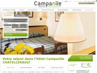 campanile-chatellerault.fr