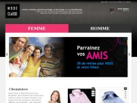modeclasse.com