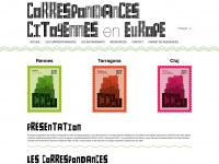 correspondancescitoyennes.eu