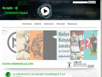 radiogrenouille.com