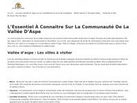 Ccvallee-aspe.fr